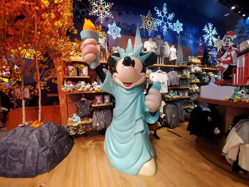 New York Disney Store