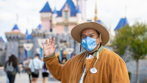 Disneyland Cast Member