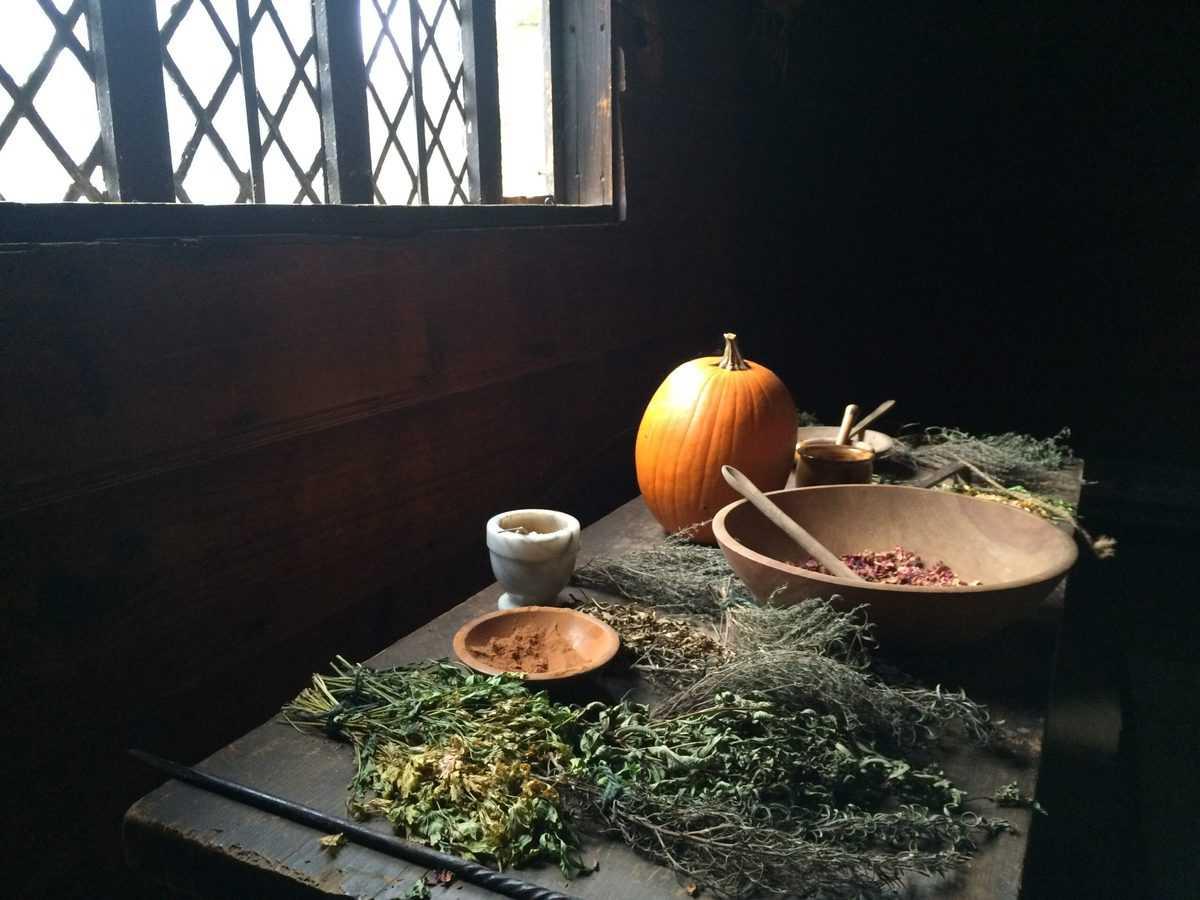 Disney's Hocus Pocus Pioneer Village Salem