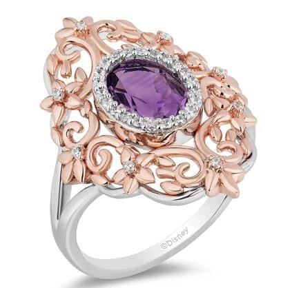 Enchanted Disney engagement ring