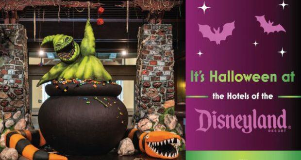 Halloween Disneyland Hotels