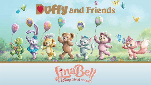 Duffy Disney Bear LinaBell