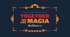 Hispanic Heritage Month Walt Disney World