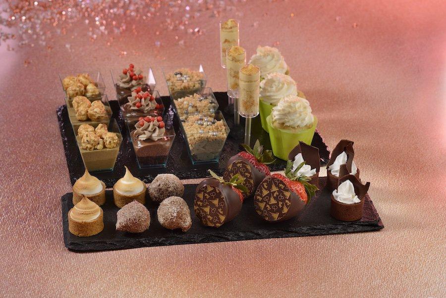 Disney Enchantment dessert party platter