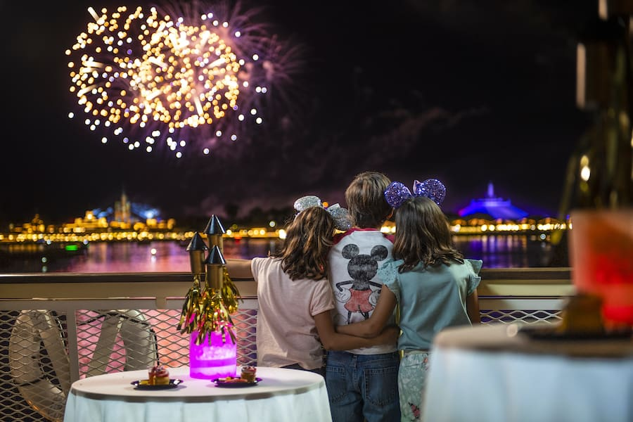 Dinner packages for Harmonious at EPCOT