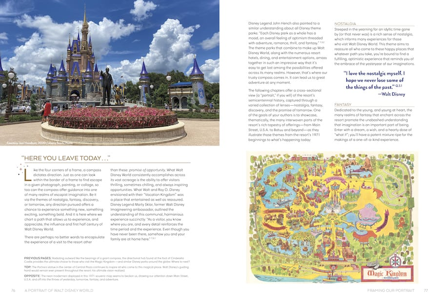 Walt Disney World book