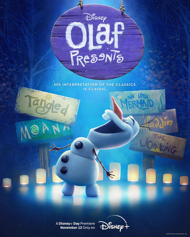 Olaf Presents Trailer