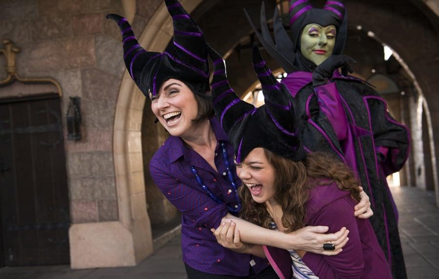 Maleficent Disney World