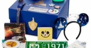 Walt Disney World 50th Anniversary Box